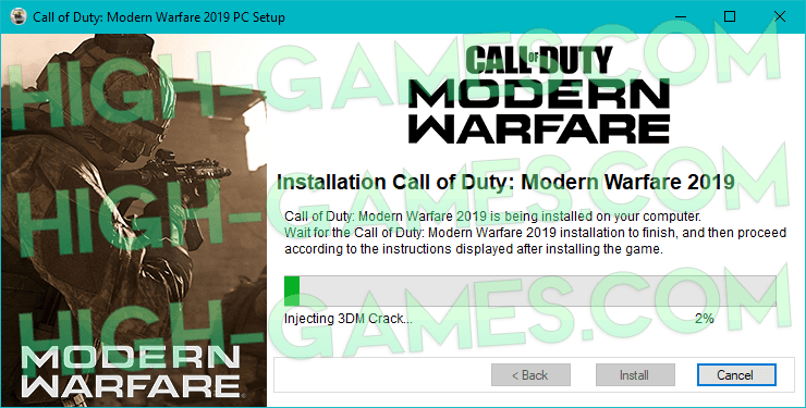 how to download call of duty modern warfare 2019