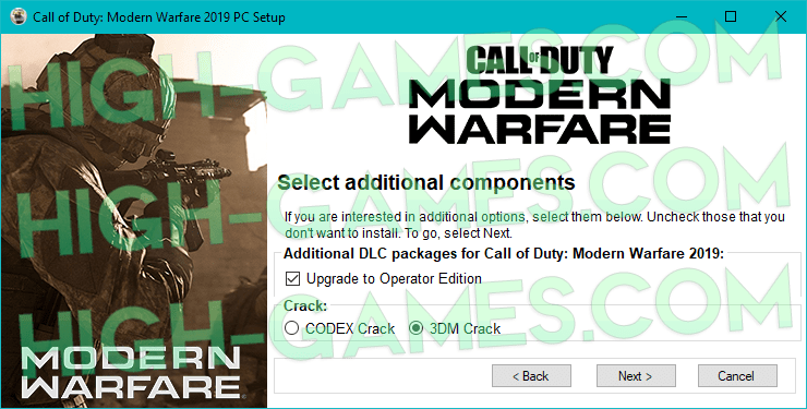 call of duty modern warfare 2019 download full game