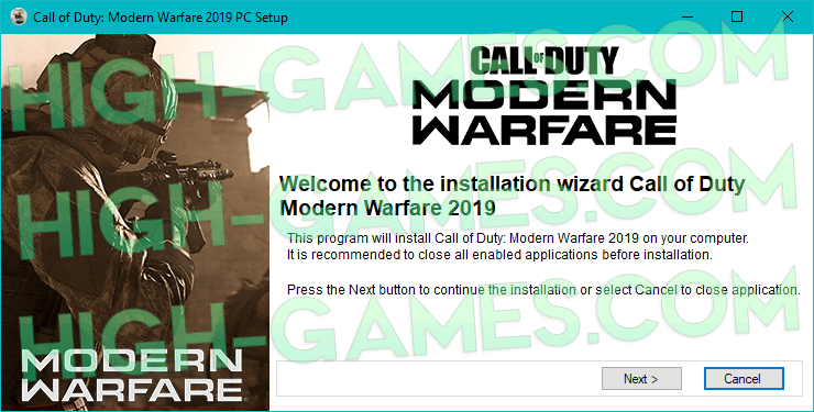 call of duty modern warfare 2019 download
