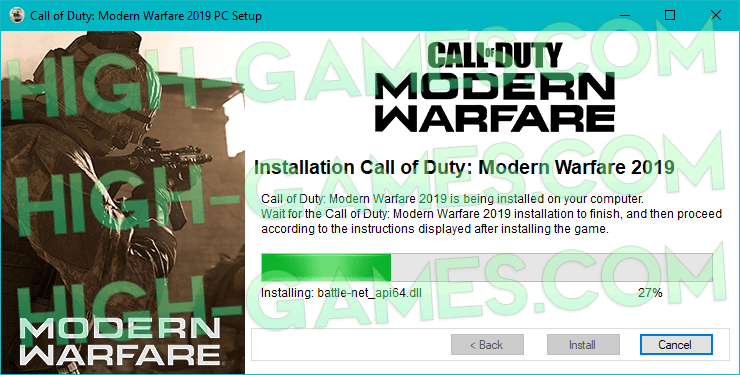 cod modern warfare full game download pc