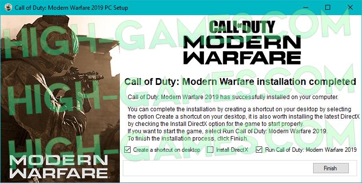 call of duty modern warfare full version pc