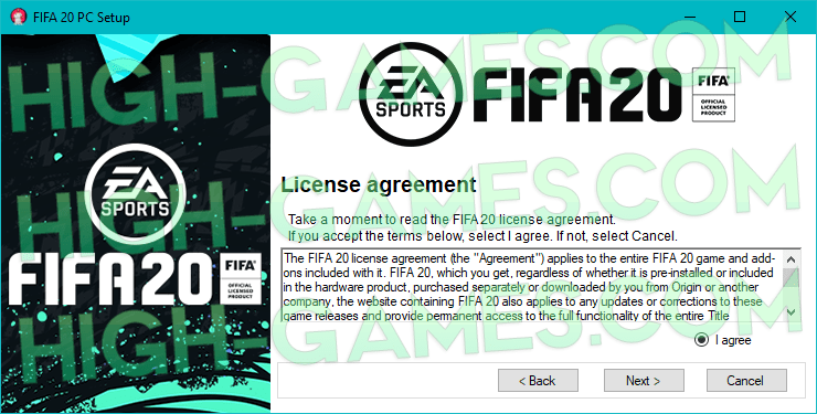 fifa 20 download pc