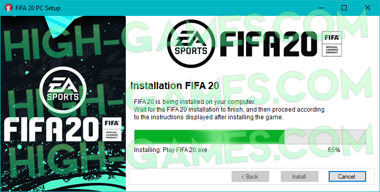 download fifa 20 free