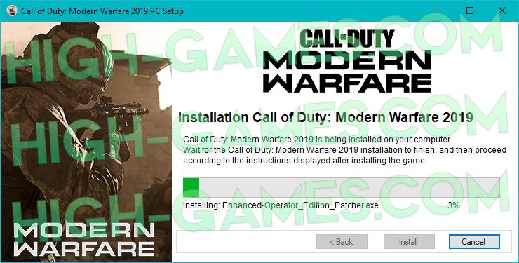 call of duty modern warfare 2019 free download