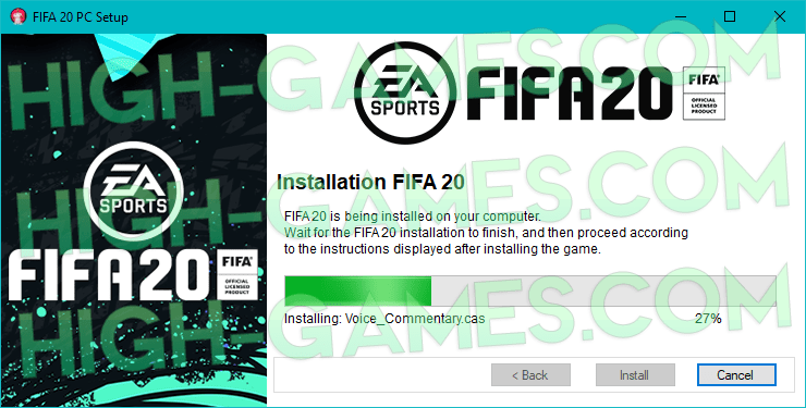 fifa 20 full game download pc