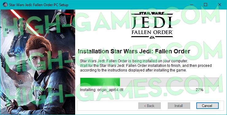 sw jedi fallen order full game download pc