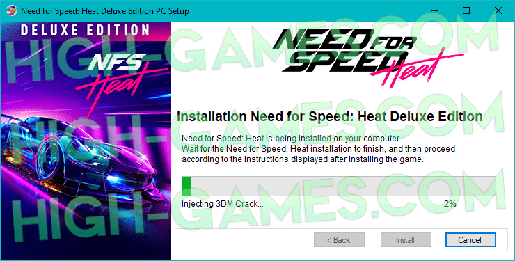 how to download need for speed heat