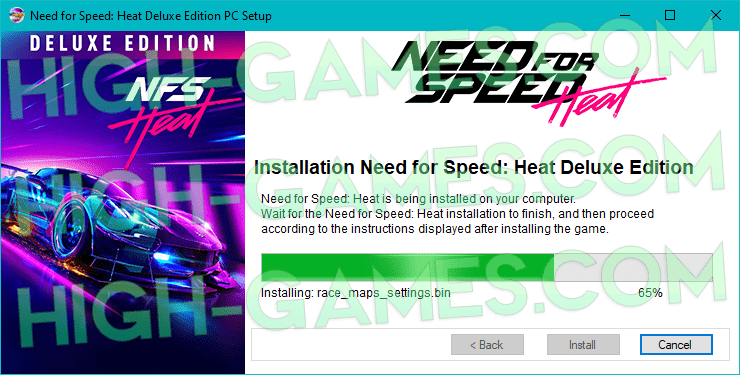 download need for speed heat free