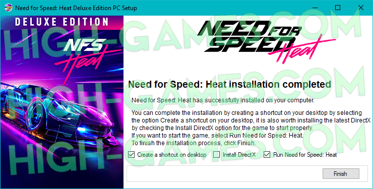 need for speed heat full version pc