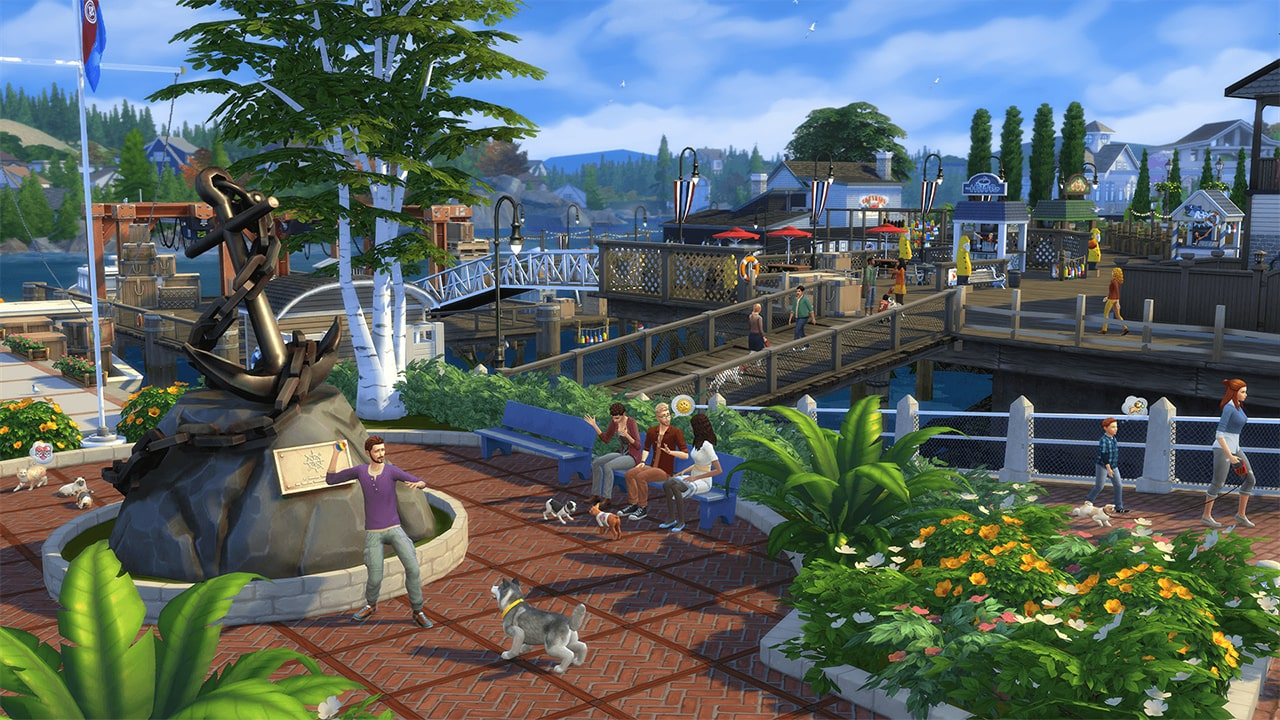 the sims 4 deluxe edition download