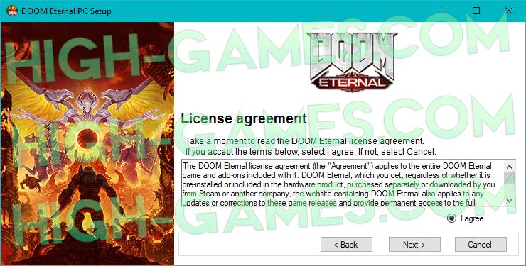 doom eternal download pc