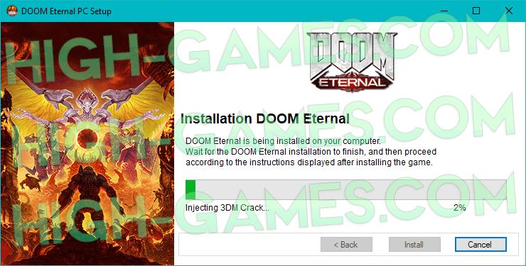how to download doom eternal
