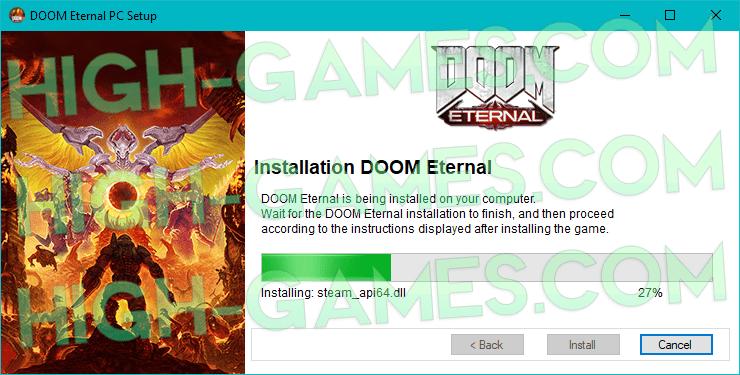 doom eternal full game download pc