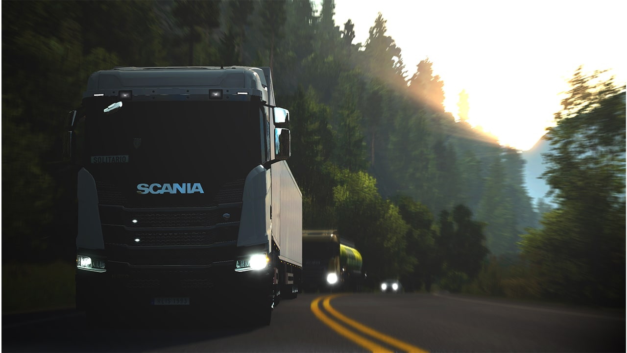 Euro Truck Simulator 2 Download [PC] Full Version + DLC – Full Game