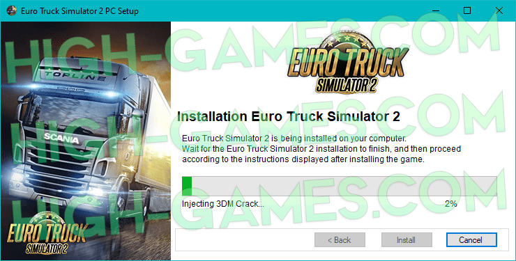 how to download euro truck simulator 2
