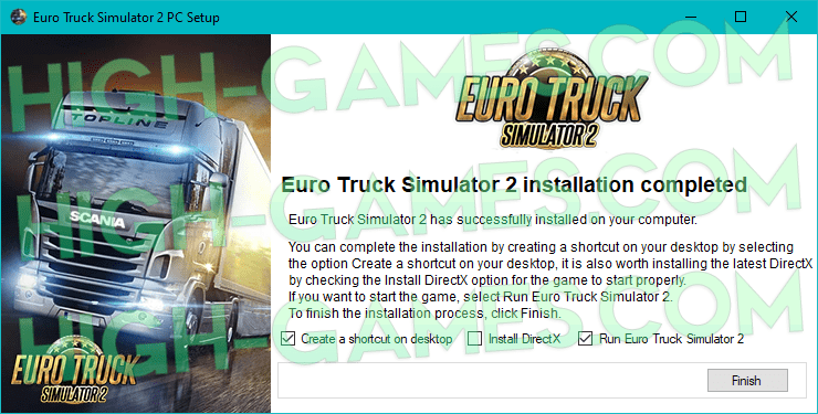 euro truck simulator 2 full version pc