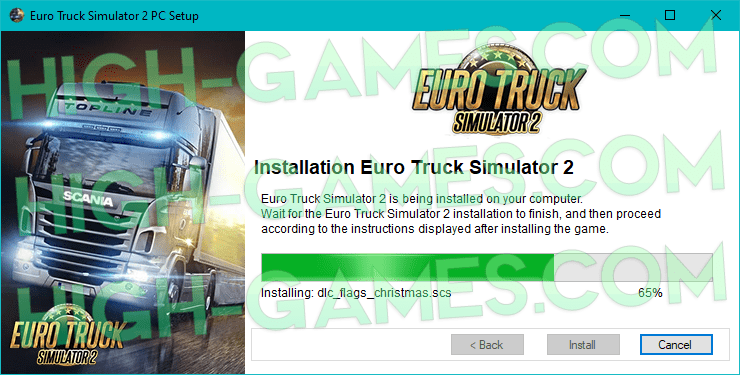 download euro truck simulator 2 free