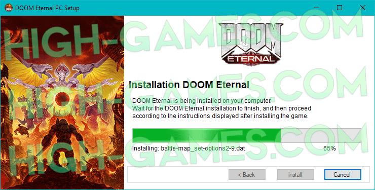 download doom eternal free