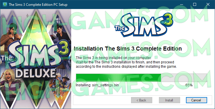 download the sims 3 free