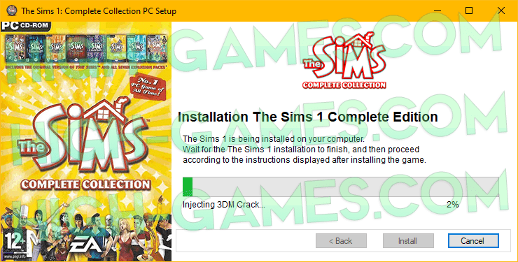 how to download the sims 1
