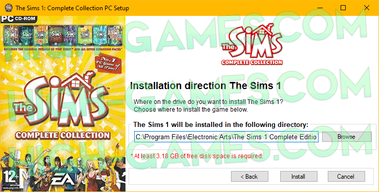 The Sims 1 full version download