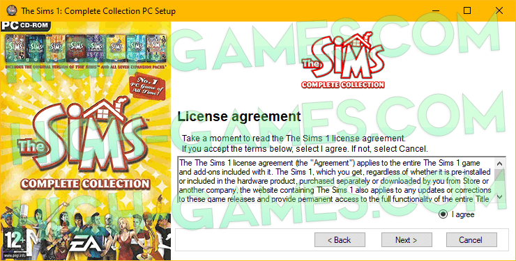 The Sims 1 download pc