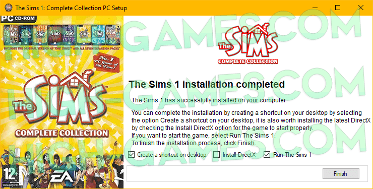 The Sims 1 full version pc