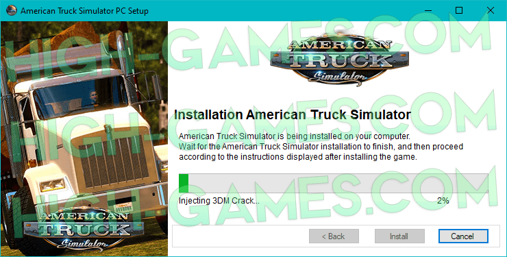 how to download American Truck Simulator