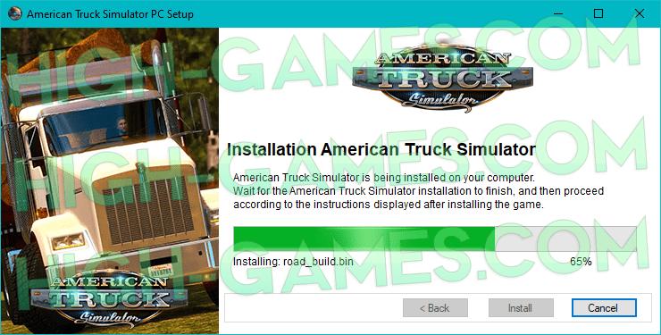download American Truck Simulator free