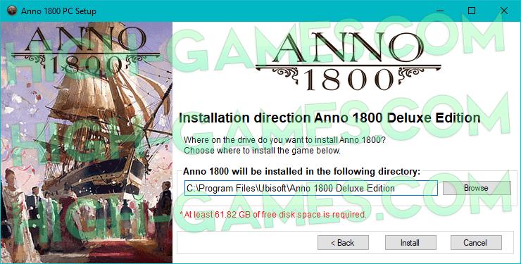 Anno 1800 full version download