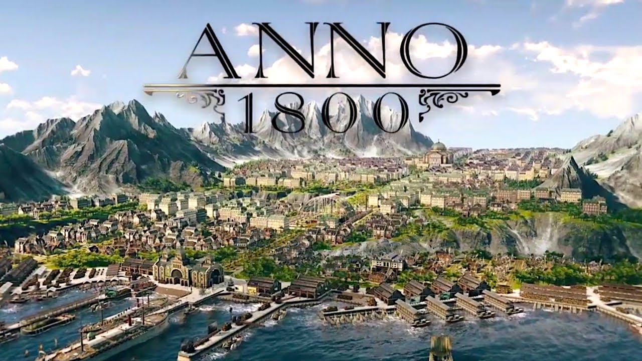 Anno 1800 dlc download