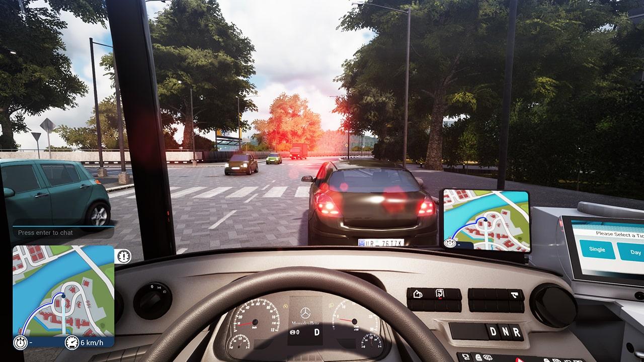 Bus Simulator 18 download free