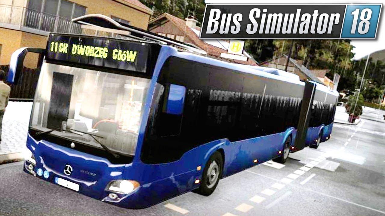 Bus Simulator 18 best download
