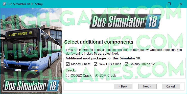 Bus Simulator 18 download full game