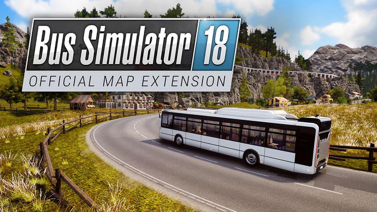 Bus Simulator 18 fast download