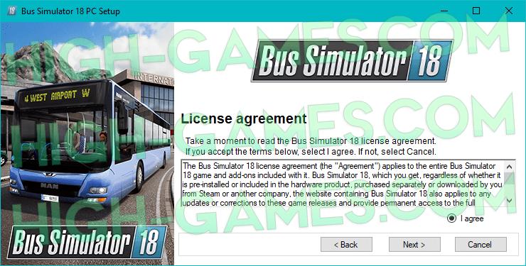 Bus Simulator 18 download pc