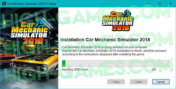 how to download Car Mechanic Simulator 2018