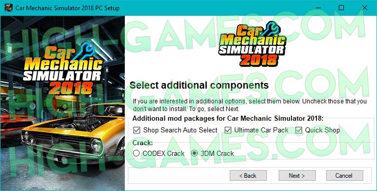 Car Mechanic Simulator 2018 download full game