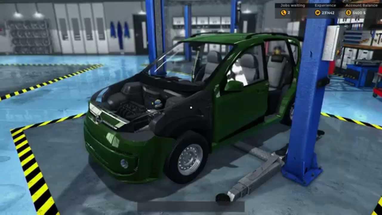 Car Mechanic Simulator 2018 dlc download