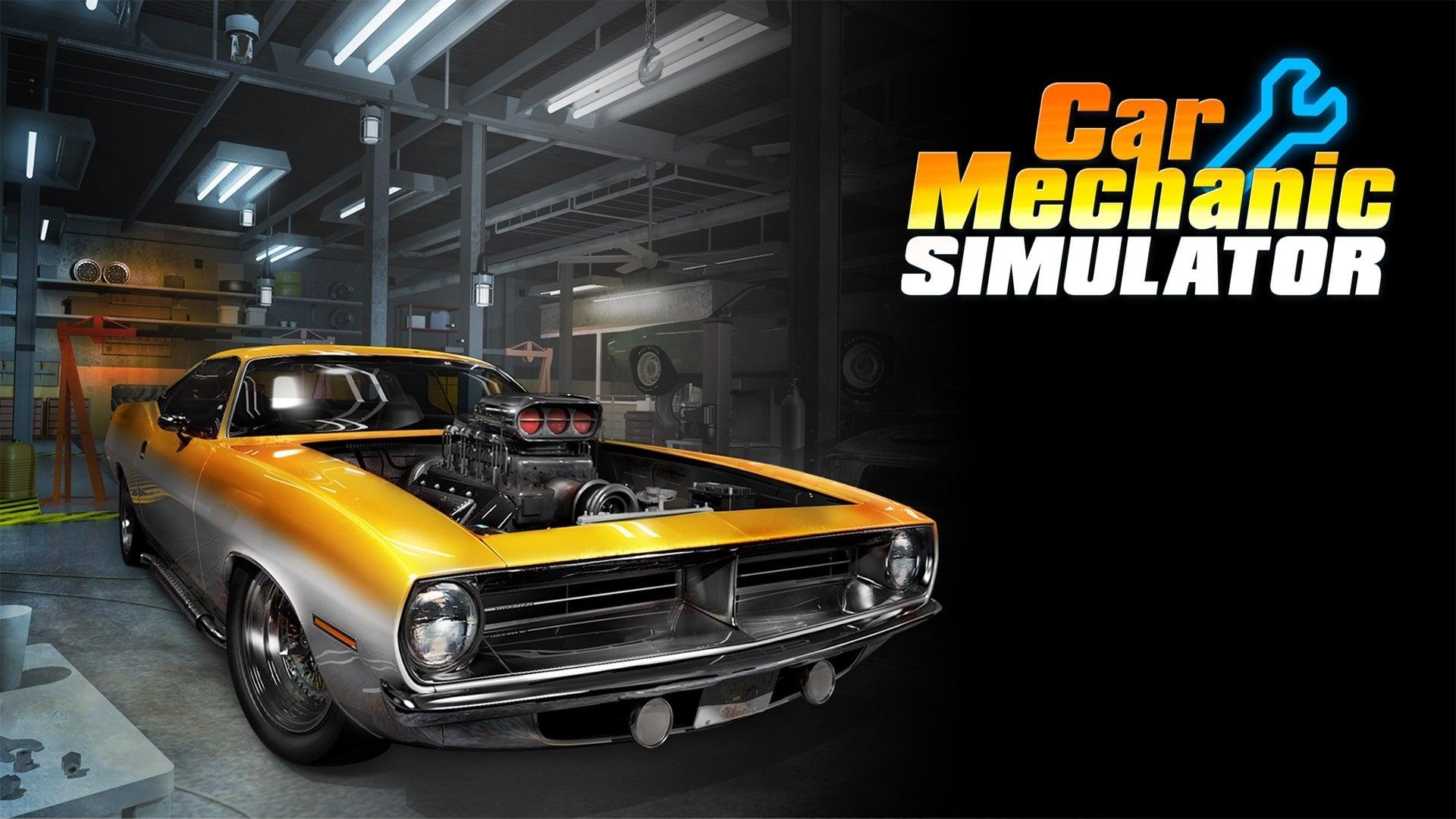 Car Mechanic Simulator 2018 download pc
