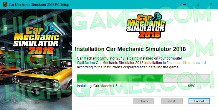 download Car Mechanic Simulator 2018 free