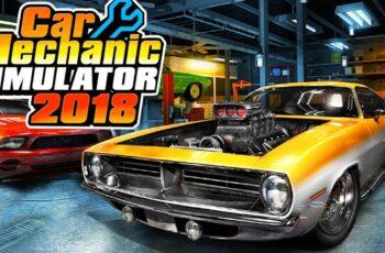 Car Mechanic Simulator 2018 Download [PC] Full Game