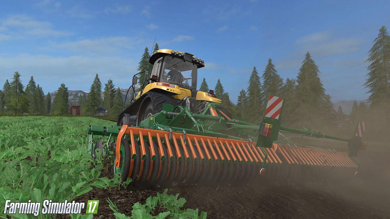 Farming Simulator 17 download free