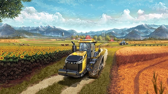 Farming Simulator 17 Platinum Download [PC] Full Version All DLC – Full Game