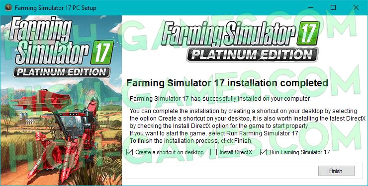 Farming Simulator 17 full version pc