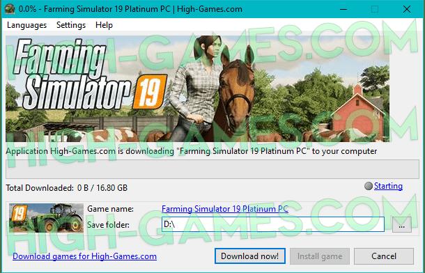 Farming Simulator 19 download pc