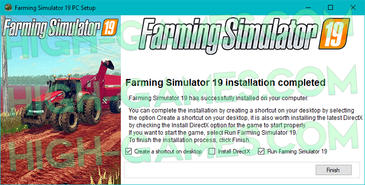 Farming Simulator 19 full version pc