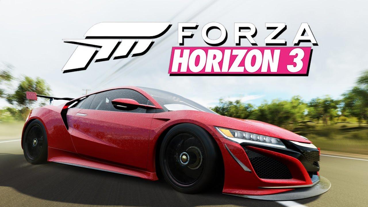 Forza Horizon 3 download free