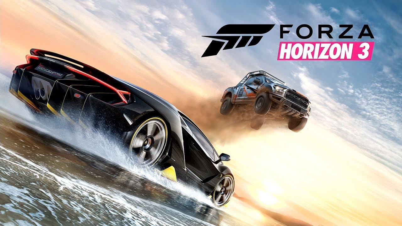 Forza Horizon 3 fast download