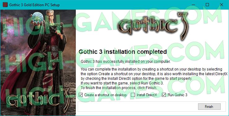 gothic 3 full version pc